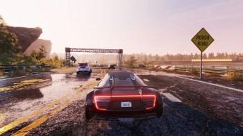 Dangerous Driving - Lake_Marathon_Grid