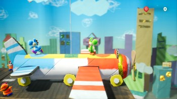 Yoshis Crafted World 05