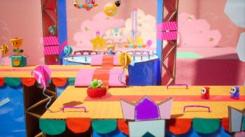 Yoshis Crafted World 10