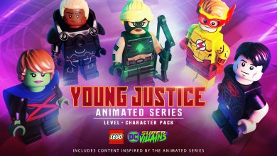 Foto de LEGO DC Super-Villains ganha pacote baseado em Justiça Jovem