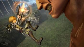 Attack on Titan 2 Final Battle 21