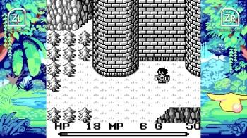 Collection of Mana - Final Fantasy Adventure 10