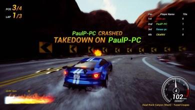 Foto de Dangerous Driving recebe atualização para corridas Online