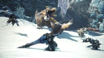 Monster Hunter World Iceborne Screen 5
