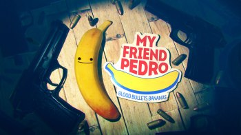 My Friend Pedro - Key Art