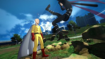 One Punch Man A Hero Nobody Knows 16