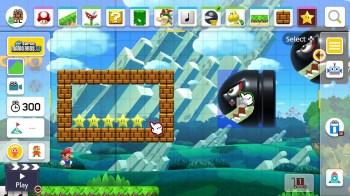 Super Mario Maker 2 Switch 16