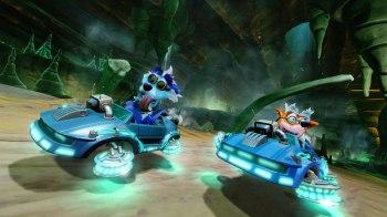 Crash Team Racing Nitro Fueled - Grand Prix Back N Time 002