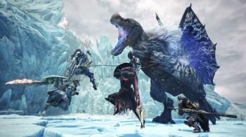 Monster Hunter World Iceborn - Fulgur Anjanath 03