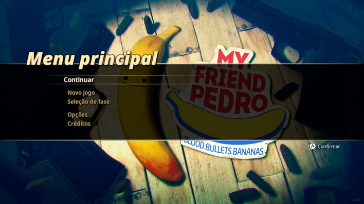 My Friend Pedro análise review