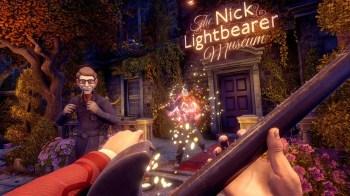 We Happy Few DLC 2 - Lightbearer Combat