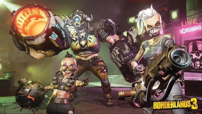 Borderlands 3 - Children of the Vault