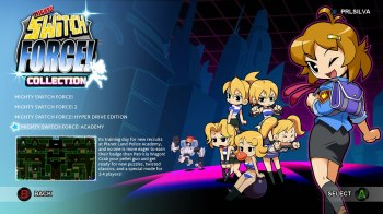 Mighty Switch Force Collection - 11