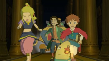 Ni no Kuni Wrath of the White Witch - Switch 05