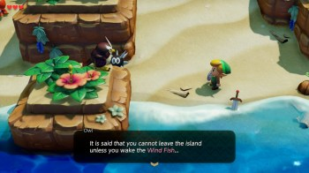The Legend of Zelda Links Awakening 2019 - 015