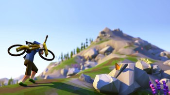 Lonely Montains Downhill - keyart3