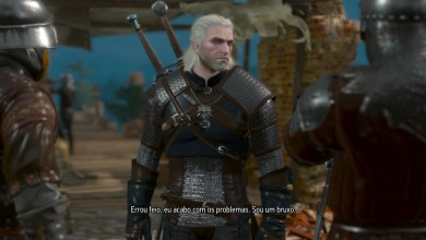 Foto de Análise | The Witcher 3: Wild Hunt — Nintendo Switch