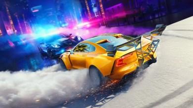 Foto de Pise fundo durante a noite em Need For Speed Heat, já disponível