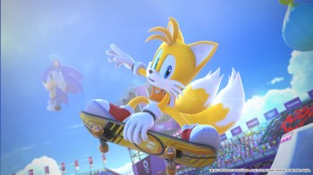 Mario & Sonic at the Olympic Games Tokyo 2020 - 08