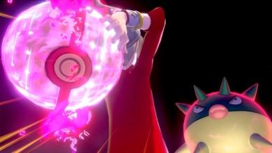 Foto de Análise | Pokémon Sword & Pokémon Shield