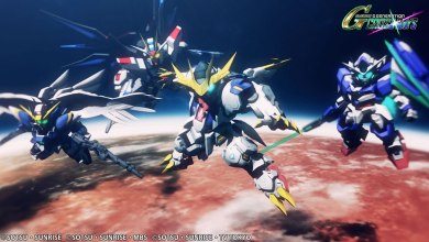 Photo of SD Gundam G Generation Cross Rays traz RPG tático de Mobile Suit Gudam ao Steam