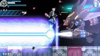 Gunvolt Chronicles Luminous Avenger iX - 04