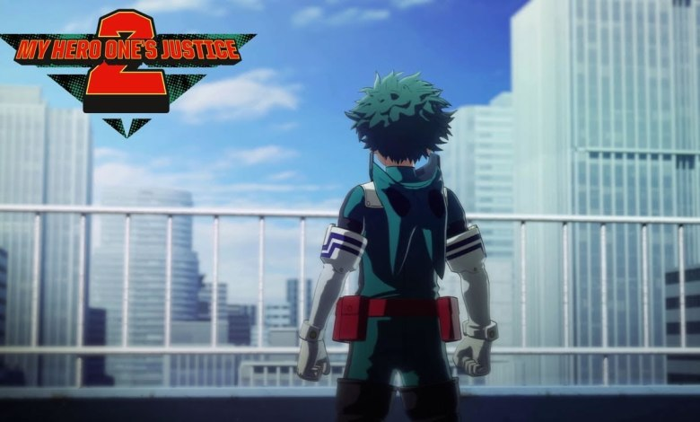 My Hero One's Justice 2 Personagens