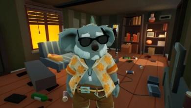 Foto de Koala detetive, STONE precisa resolver um mistério enquanto cura sua ressaca