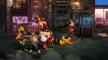Streets Of Rage 4 - 0003