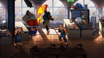 Streets Of Rage 4 - 0005