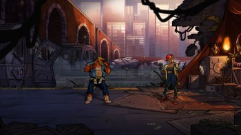 Streets Of Rage 4 - 0011