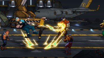 Streets Of Rage 4 - 0017