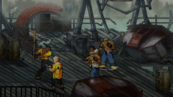 Streets Of Rage 4 - 0018