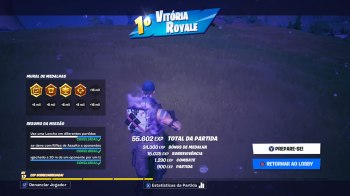 Fortnite – Capítulo 2 Temporada 1 (01)