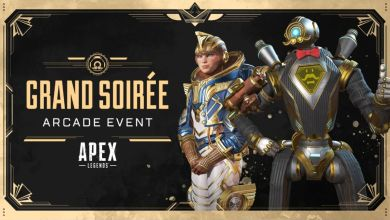 Photo of Apex Legends sediará o Grand Soirée Arcade Event – 7 Modos de tempo rotativos limitados