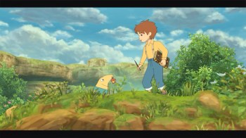 Ni no Kuni Wrath of the White Witch (Switch) - 01a