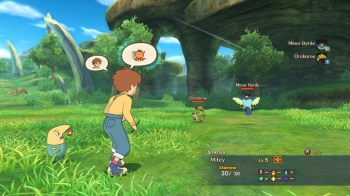 Ni no Kuni Wrath of the White Witch (Switch) - 27