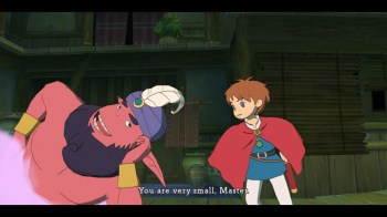 Ni no Kuni Wrath of the White Witch (Switch) - 79