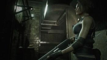 Resident Evil 3 - Jill_ShotGun