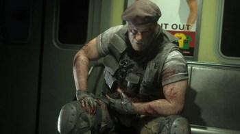 Resident Evil 3 - Mikhail