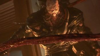 Resident Evil 3 - Nemesis_Tentacles