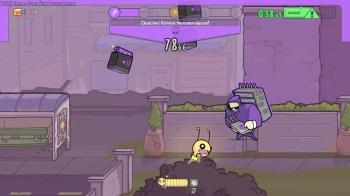 Alien Hominid Invasion - In development Objective1