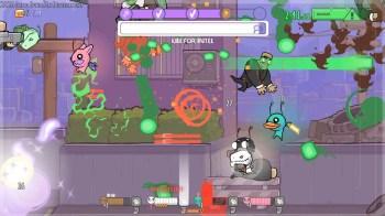 Alien Hominid Invasion - In development coop 4 player chaos2
