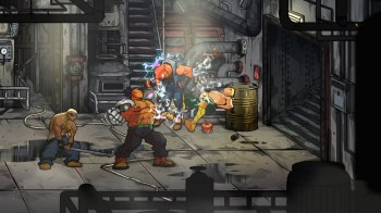 Streets of Rage 4 - 0023