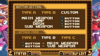 Mega Man ZeroZX Legacy Collection (49)