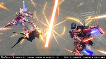 Mobile Suit Gundam Extreme VS Maxiboost ON - 03