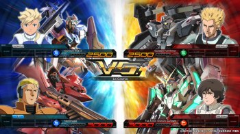 Mobile Suit Gundam Extreme VS Maxiboost ON - 07