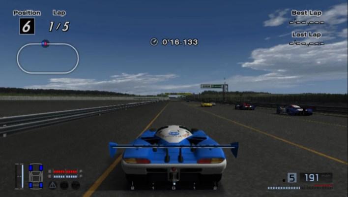 20 anos PlayStation 2 GT4