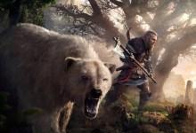 Foto de Ubisoft revela as vozes brasileiras dos protagonistas de Assassin's Creed Valhalla
