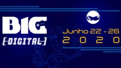 Photo of BIG Festival anuncia evento digital em junho e adia edição completa  para janeiro de 2021